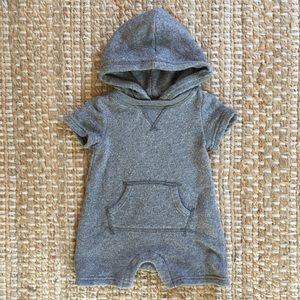Baby Gap Marled Shorty One-Piece